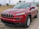 Used 2016 Jeep Cherokee North 4x4 - Full Sunroof - Heated Steering Wheel - Heated Front Seats for sale in Edmonton, AB