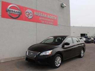 Used 2015 Nissan Sentra 18 for sale in Edmonton, AB