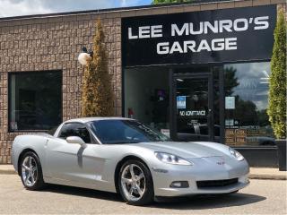 Used 2009 Chevrolet Corvette 3LT, NAV, Dual Mode Ehaust... for sale in Paris, ON