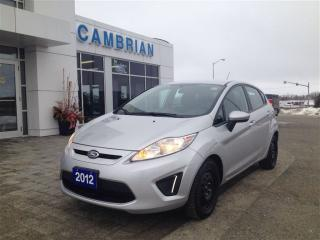 Used 2012 Ford Fiesta SE for sale in Sudbury, ON