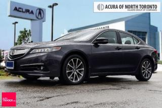 Used 2016 Acura TLX 3.5L SH-AWD w/Elite Pkg Demo Sale! for sale in Thornhill, ON