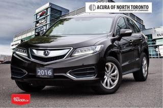 Used 2016 Acura RDX at No Accident| Back-Up Camera for sale in Thornhill, ON