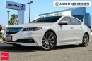 Used 2015 Acura TLX 3.5L SH-AWD w/Elite Pkg Aero Kit, Rear Spoiler, 19 for sale in Thornhill, ON