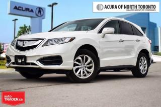 Used 2016 Acura RDX Tech at Accident Free|Navigation|Bluetooth for sale in Thornhill, ON