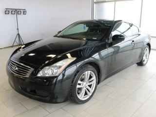 Used 2009 Infiniti G37 Coupe TECH/CLAIM FREE/ALL WHEEL DRIVE/NAVIGATION/BACK UP CAMERA for sale in Edmonton, AB