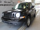 Used 2016 Jeep Patriot SPORT for sale in Peace River, AB