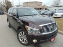 Used 2011 Infiniti QX56 4WD LEATHERSUNROOF NAVI CAMERA for sale in Scarborough, ON