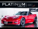 Used 2007 Chevrolet Corvette Z06, 505HP, 3LT PKG, for sale in North York, ON