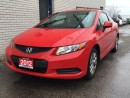 Used 2012 Honda Civic Coupe LX for sale in Scarborough, ON