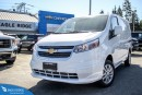 New 2015 Chevrolet City Express 1LT navigation, backup camera, and 3,475L of cargo space for sale in Port Coquitlam, BC