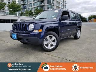 Used 2016 Jeep Patriot SPORT for sale in Richmond, BC