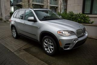 Used 2013 BMW X5 xDrive 35d for sale in Vancouver, BC