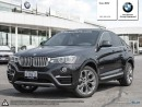 Used 2015 BMW X4 xDrive35i for sale in Newmarket, ON