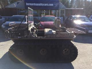 Used 2016 Argo Frontier Scout 6x6 for sale in Flesherton, ON
