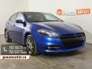 Used 2013 Dodge Dart SXT/Rallye for sale in Edmonton, AB