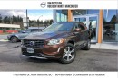 Used 2015 Volvo XC60 T6 AWD Premier Plus / Xenon / BLIS for sale in North Vancouver, BC