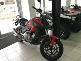 Photo of Red 2013 Honda NC700XA