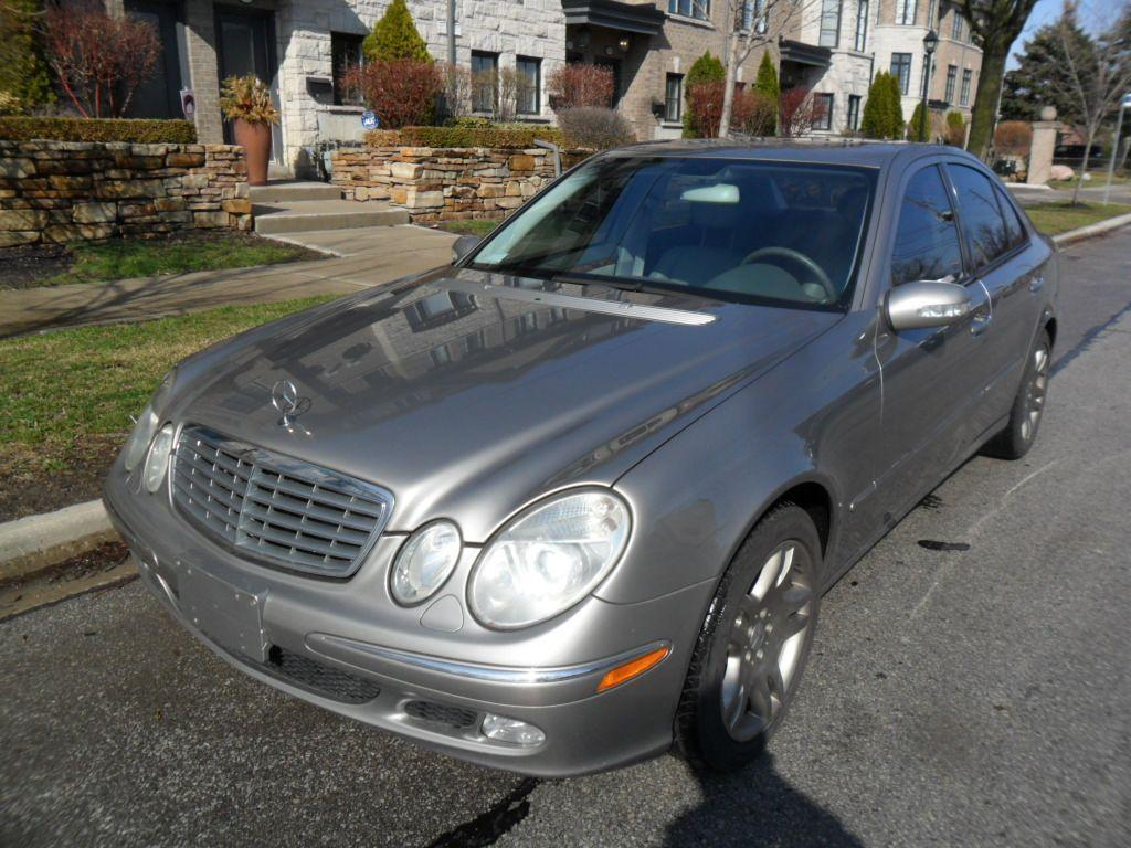 Used 2003 mercedes benz e class e500 certified no for 2003 mercedes benz e320 for sale
