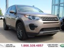 Used 2016 Land Rover Discovery Sport SE - CPO 6yr/160000kms manufacturer warranty included until September 26, 2022! CPO rates starting at 2.9%! Locally Owned and Driven | Executive Demo | Low KMs | No Accidents | Navigation | Bluetooth | Push Button Start | Power Liftgate | Heated Win for sale in Edmonton, AB