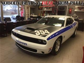 Used 2016 Dodge Challenger Mopar Drag Pak 354 Supercharged #34 of only 60 for sale in Mississauga, ON