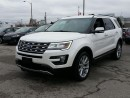 Used 2016 Ford Explorer Limited*4WD*FULLY LOADED*TRAILER TOW PKG*301A for sale in Scarborough, ON