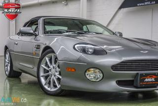 Used 2000 Aston Martin DB7 Vantage Volante V12 -LEASE PENDING- for sale in Oakville, ON