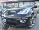 Used 2012 Infiniti EX35 NAVIGATION-360 BACK UP CAMERA-AWD-LEATHER-SUNROOF for sale in Scarborough, ON