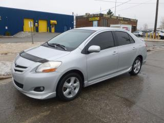 Used 2007 Toyota Yaris SPORT for sale in North York, ON