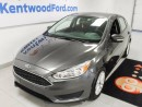 Used 2016 Ford Focus I'll brighten your day even though I'm grey for sale in Edmonton, AB