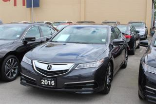 Used 2016 Acura TLX 2.4L P-AWS w/Tech Pkg for sale in Langley, BC