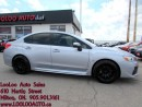 Used 2015 Subaru WRX STI Sport Camera Bluetooth Certified Warranty for sale in Milton, ON