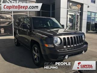 Used 2016 Jeep Patriot Sport/North| Leather| Low KM| Sunroof for sale in Edmonton, AB