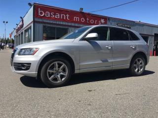 Used 2009 Audi Q5 Panoramic Roof, 3.2L V6, Quattro, Low KMs!! for sale in Surrey, BC