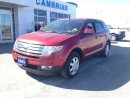 Used 2009 Ford Edge SEL + Convenience Pkg! for sale in Sudbury, ON