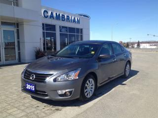 Used 2015 Nissan Altima 2.5 S (Very Clean!!) for sale in Sudbury, ON