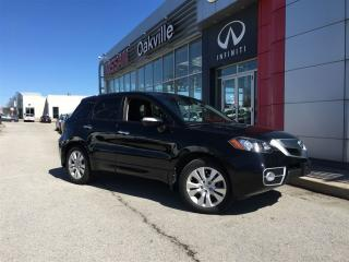 Used 2011 Acura RDX Tech Pkg for sale in Oakville, ON