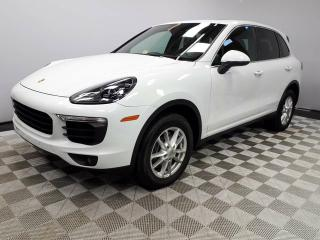 Used 2016 Porsche Cayenne CERTIFIED PRE-OWNED | Premium PLUS | LED Lights | BOSE for sale in Edmonton, AB