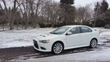 Photo of White 2011 Mitsubishi Lancer