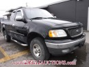 Used 2002 Ford F-150 XL SuperCab 4WD for sale in Calgary, AB
