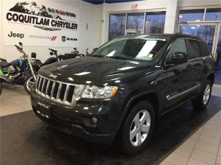 Used 2012 Jeep Grand Cherokee Laredo for sale in Coquitlam, BC