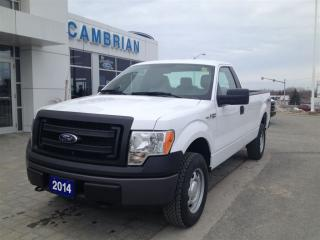Used 2014 Ford F-150 XL + Keyless Entry & Trailer Tow Pkg! for sale in Sudbury, ON