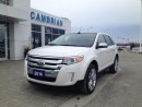 Used 2014 Ford Edge Limited LOADED! for sale in Sudbury, ON