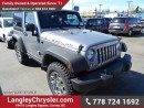 New 2016 Jeep Wrangler RUBICON for sale in Surrey, BC