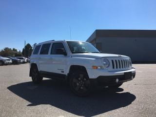 Used 2016 Jeep Patriot 75th Anniversary for sale in Surrey, BC