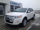 Used 2014 Ford Edge SEL All-Wheel-Drive! for sale in Sudbury, ON