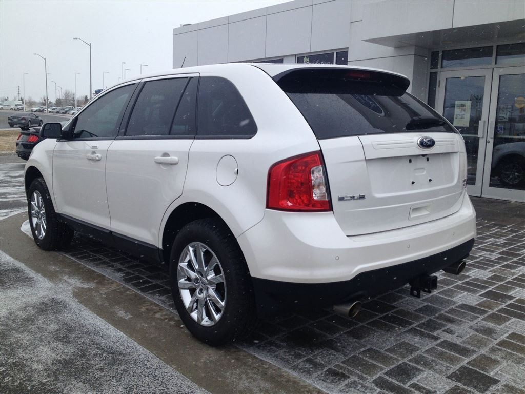 used 2014 ford edge sel all wheel drive for sale in sudbury ontario. Black Bedroom Furniture Sets. Home Design Ideas
