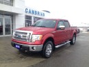 Used 2010 Ford F-150 Lariat + Heated Leather & Super Clean! for sale in Sudbury, ON