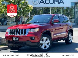 Used 2011 Jeep Grand Cherokee Laredo X 4WD for sale in Markham, ON