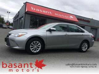 Used 2015 Toyota Camry Fuel Efficient, Low Cost of Ownership!! for sale in Surrey, BC