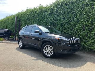 Used 2016 Jeep Cherokee LNORTH 4X4 + NO EXTRA DEALER FEES for sale in Surrey, BC